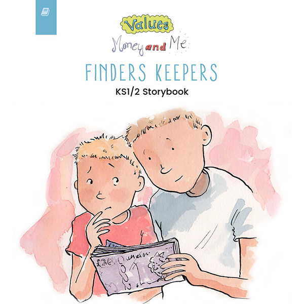 Finders Keepers book thumbnail image