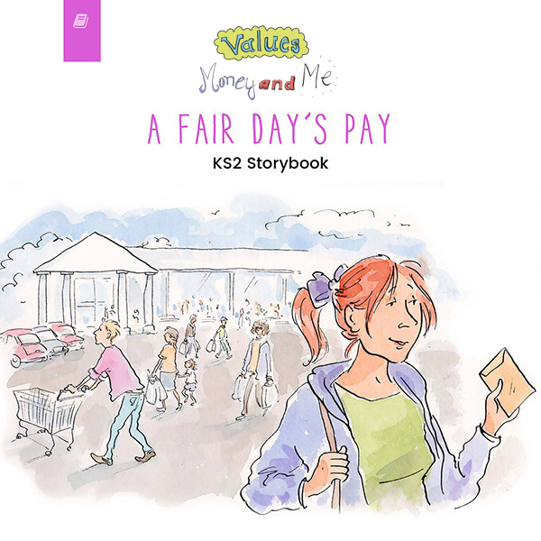 A Fair Day's Pay book thumbnail image