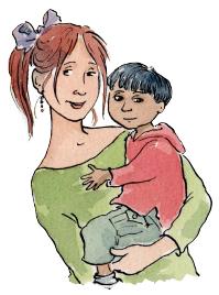 Kids Map Debbie